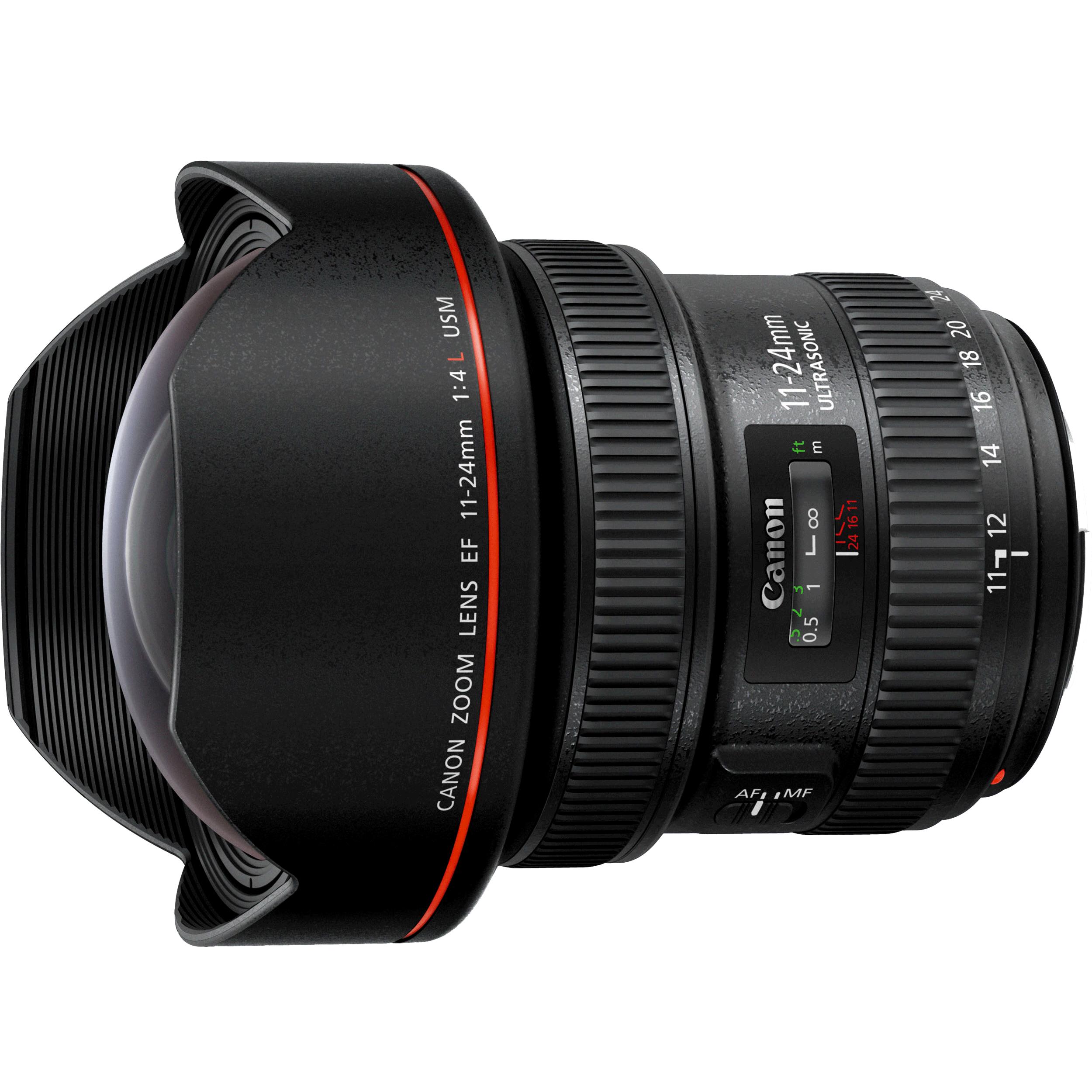 Canon EF11-24mm F4L USM