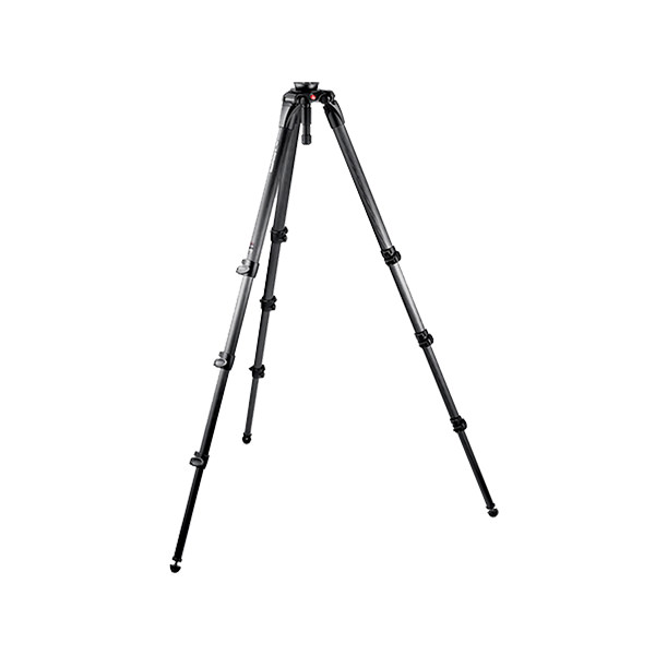 Manfrotto 4段カーボン三脚536