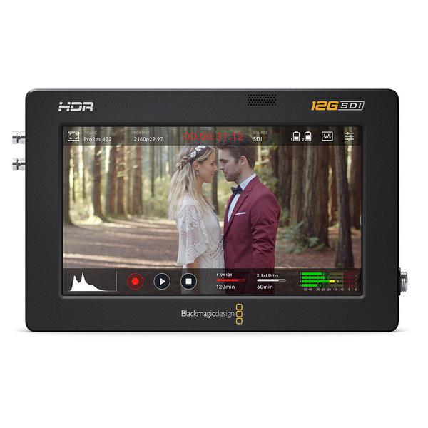 Blackmagic Video Assist 5″ 12G