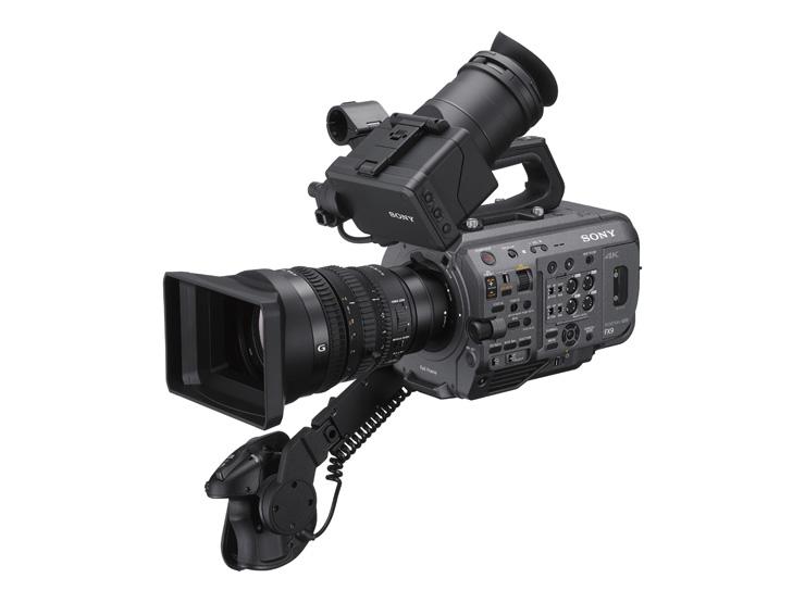 Sony PXW-FX9(28-135 f4)